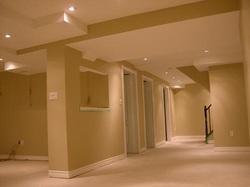 interior construction services